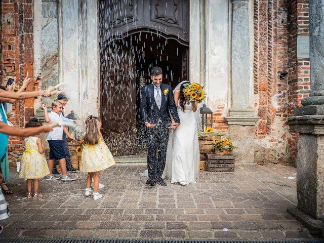Il matrimonio di Danilo e Annamaria a Salussola, Biella 40