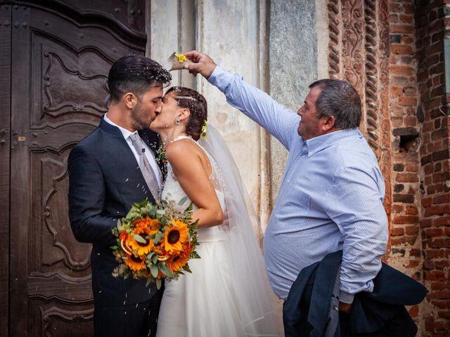 Il matrimonio di Danilo e Annamaria a Salussola, Biella 41