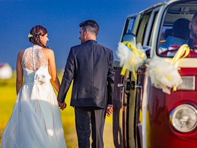 Il matrimonio di Danilo e Annamaria a Salussola, Biella 45