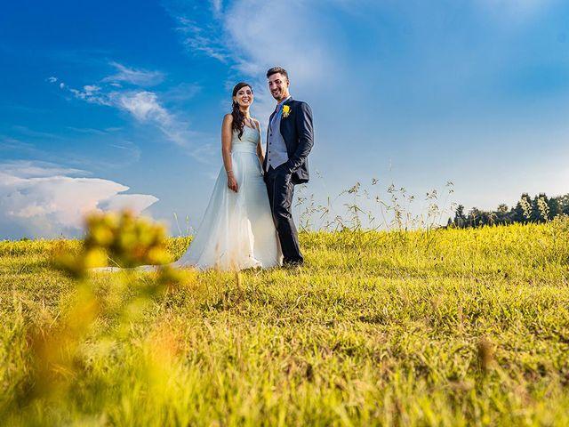 Il matrimonio di Danilo e Annamaria a Salussola, Biella 49
