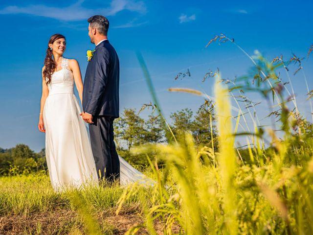 Il matrimonio di Danilo e Annamaria a Salussola, Biella 51