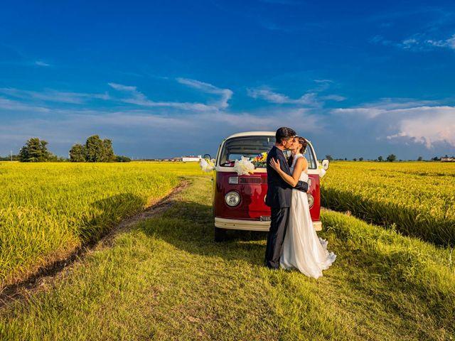 Il matrimonio di Danilo e Annamaria a Salussola, Biella 53