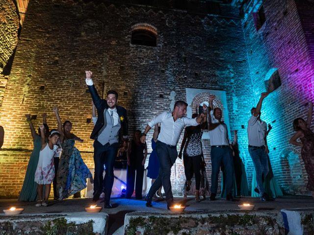 Il matrimonio di Danilo e Annamaria a Salussola, Biella 61