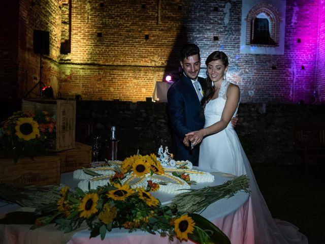 Il matrimonio di Danilo e Annamaria a Salussola, Biella 64