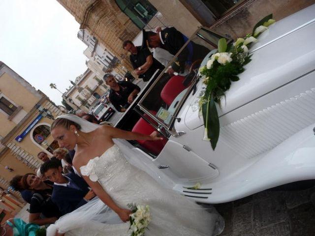 Il matrimonio di Federico e Alessandra a Casarano, Lecce 54