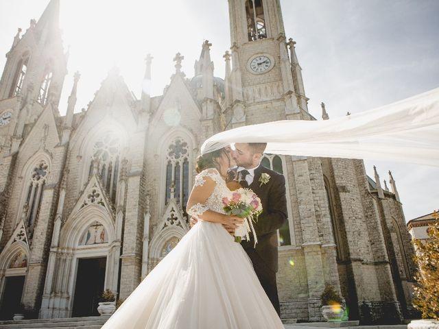Il matrimonio di Stefano e Serena a Campobasso, Campobasso 1