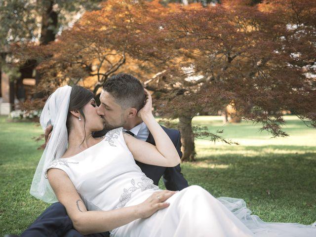 Le nozze di Brenda e Denis