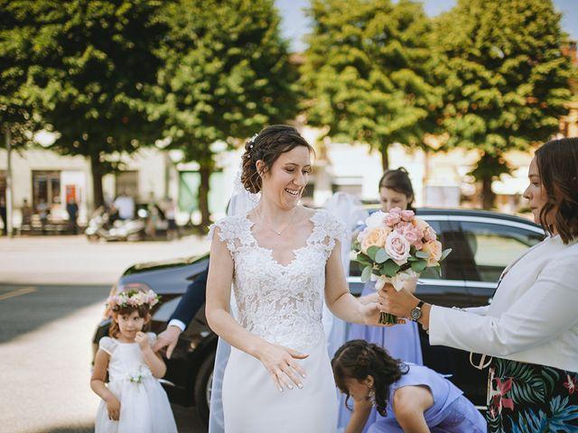 Il matrimonio di Matteo e Federica a Leno, Brescia 5