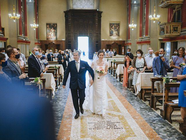 Il matrimonio di Matteo e Federica a Leno, Brescia 6