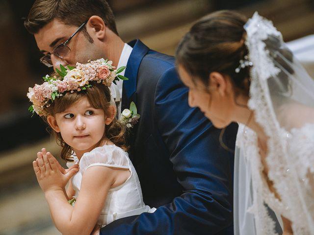 Le nozze di Federica e Matteo