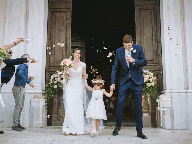 Il matrimonio di Matteo e Federica a Leno, Brescia 14