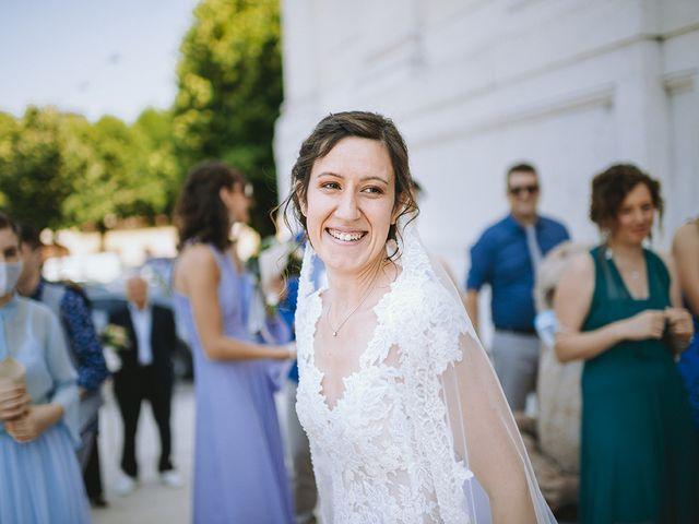 Il matrimonio di Matteo e Federica a Leno, Brescia 16