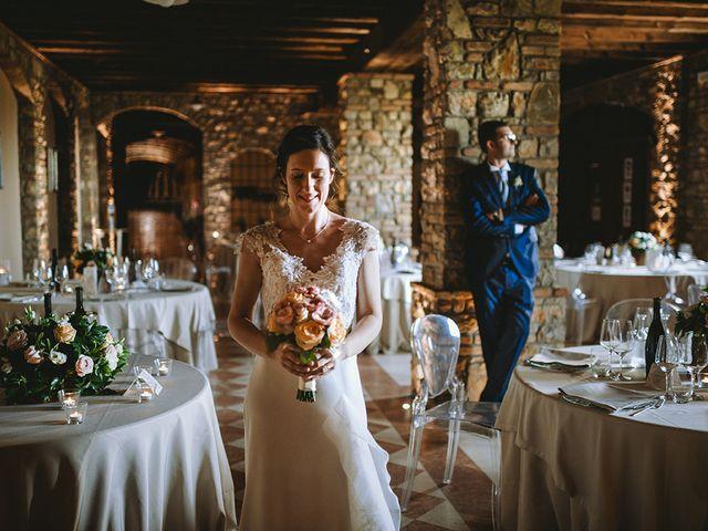Il matrimonio di Matteo e Federica a Leno, Brescia 20