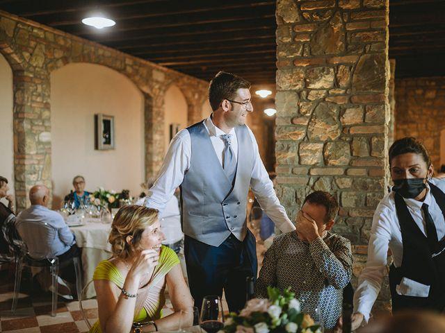 Il matrimonio di Matteo e Federica a Leno, Brescia 23