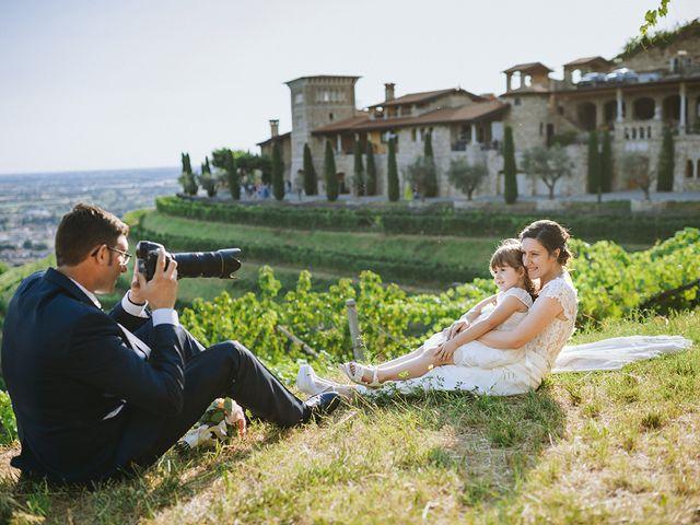 Il matrimonio di Matteo e Federica a Leno, Brescia 28