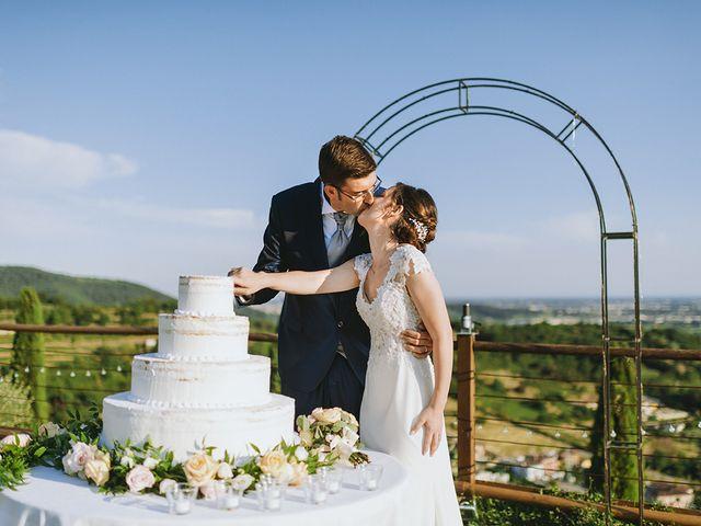 Il matrimonio di Matteo e Federica a Leno, Brescia 31