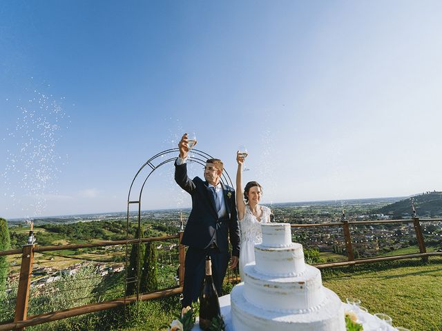 Il matrimonio di Matteo e Federica a Leno, Brescia 32