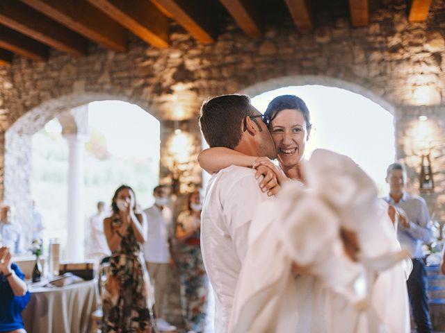 Il matrimonio di Matteo e Federica a Leno, Brescia 34