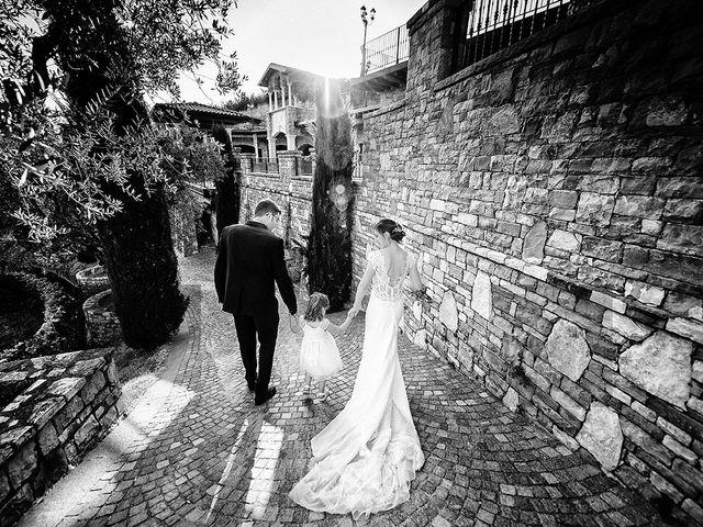 Il matrimonio di Matteo e Federica a Leno, Brescia 35