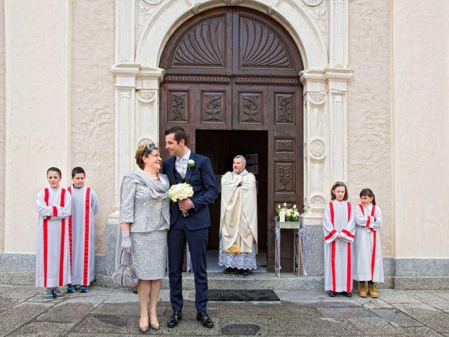 Il matrimonio di stefano e daniela a Vezza d'Oglio, Brescia 16