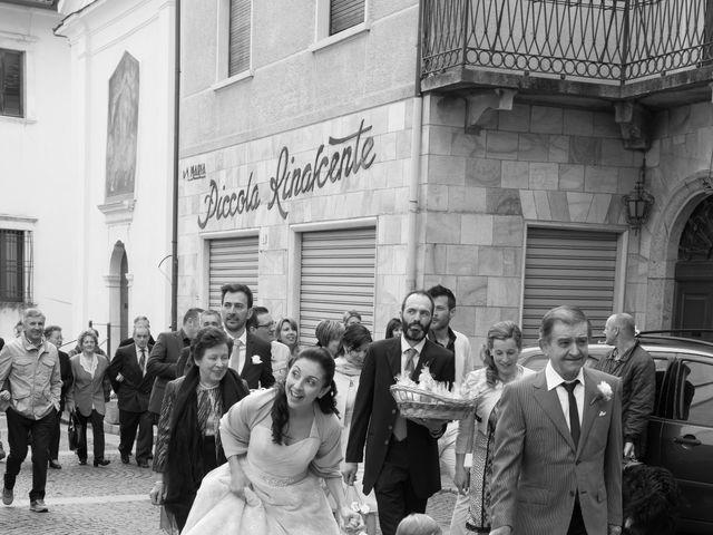 Il matrimonio di stefano e daniela a Vezza d'Oglio, Brescia 17