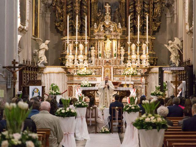 Il matrimonio di stefano e daniela a Vezza d'Oglio, Brescia 20