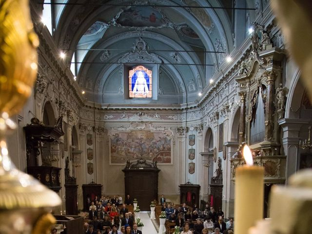 Il matrimonio di stefano e daniela a Vezza d'Oglio, Brescia 23
