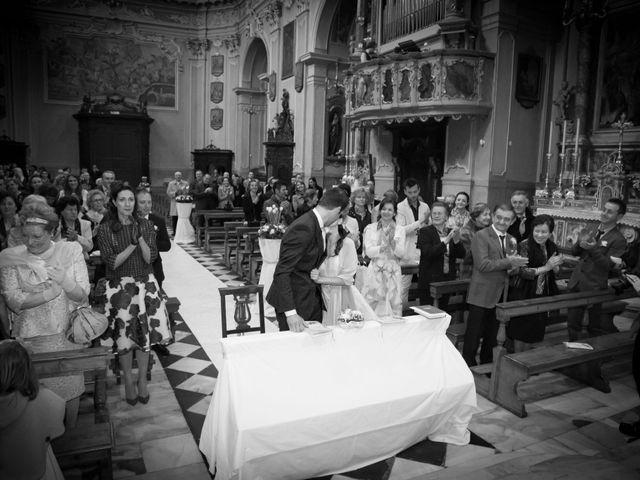 Il matrimonio di stefano e daniela a Vezza d'Oglio, Brescia 24