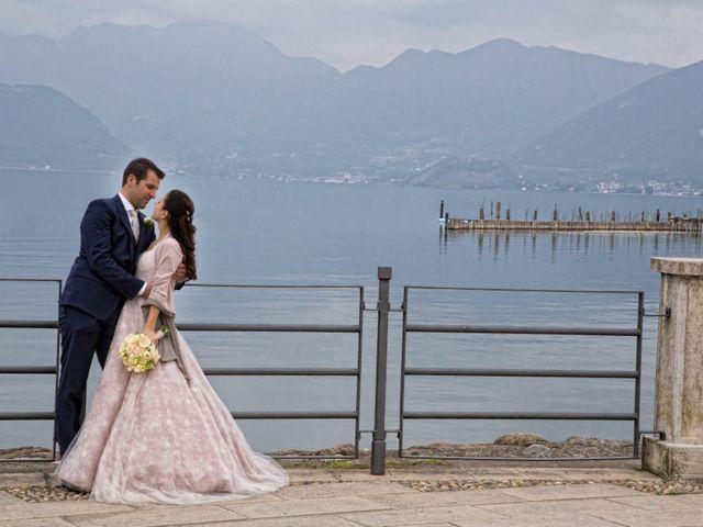 Il matrimonio di stefano e daniela a Vezza d'Oglio, Brescia 31