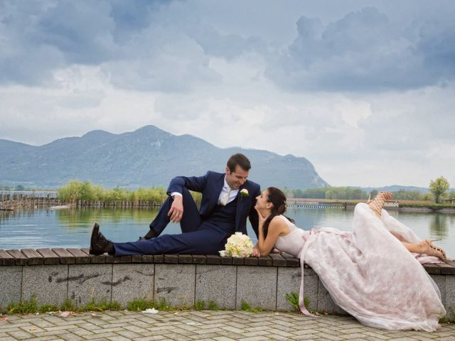 Il matrimonio di stefano e daniela a Vezza d'Oglio, Brescia 33