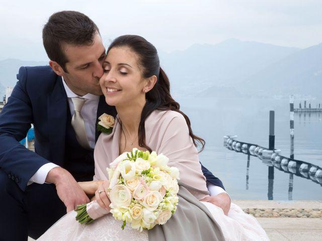 Il matrimonio di stefano e daniela a Vezza d'Oglio, Brescia 36