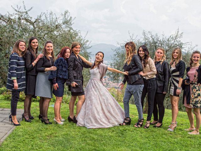 Il matrimonio di stefano e daniela a Vezza d'Oglio, Brescia 39