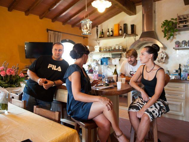 Il matrimonio di Gabriele e Laura a Tavarnelle Val di Pesa, Firenze 19