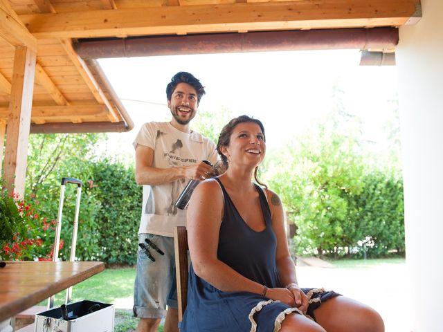 Il matrimonio di Gabriele e Laura a Tavarnelle Val di Pesa, Firenze 22