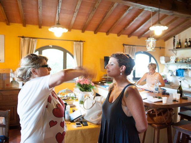 Il matrimonio di Gabriele e Laura a Tavarnelle Val di Pesa, Firenze 24