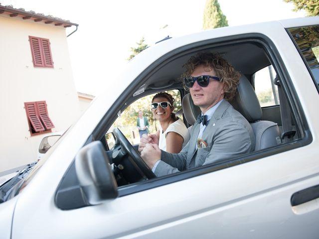 Il matrimonio di Gabriele e Laura a Tavarnelle Val di Pesa, Firenze 40