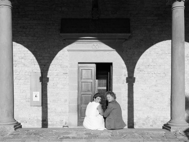Il matrimonio di Gabriele e Laura a Tavarnelle Val di Pesa, Firenze 41