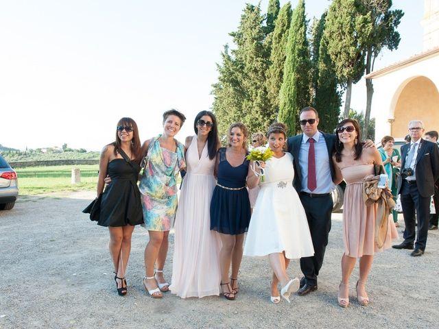 Il matrimonio di Gabriele e Laura a Tavarnelle Val di Pesa, Firenze 42