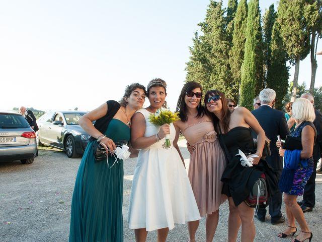 Il matrimonio di Gabriele e Laura a Tavarnelle Val di Pesa, Firenze 43