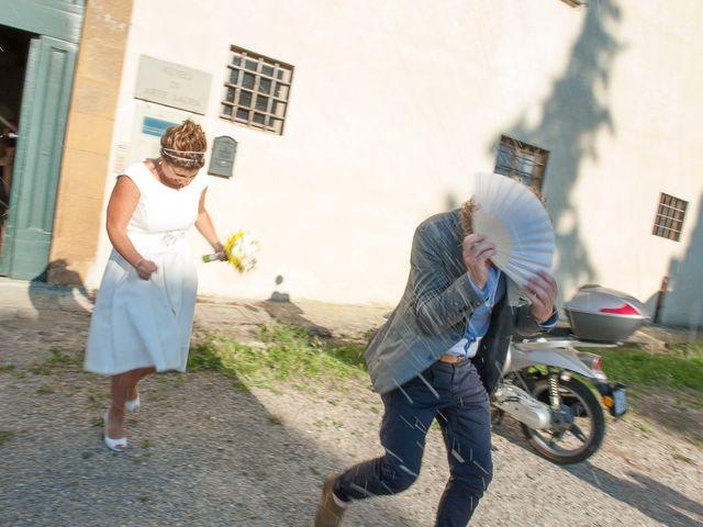 Il matrimonio di Gabriele e Laura a Tavarnelle Val di Pesa, Firenze 47