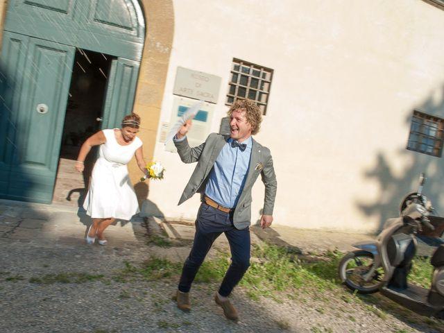 Il matrimonio di Gabriele e Laura a Tavarnelle Val di Pesa, Firenze 48