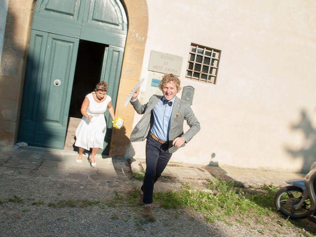 Il matrimonio di Gabriele e Laura a Tavarnelle Val di Pesa, Firenze 49