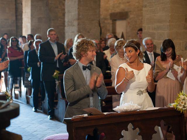 Il matrimonio di Gabriele e Laura a Tavarnelle Val di Pesa, Firenze 54