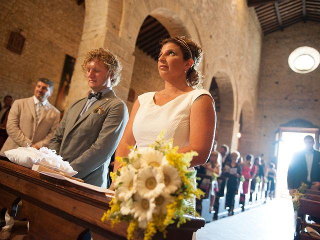 Il matrimonio di Gabriele e Laura a Tavarnelle Val di Pesa, Firenze 66