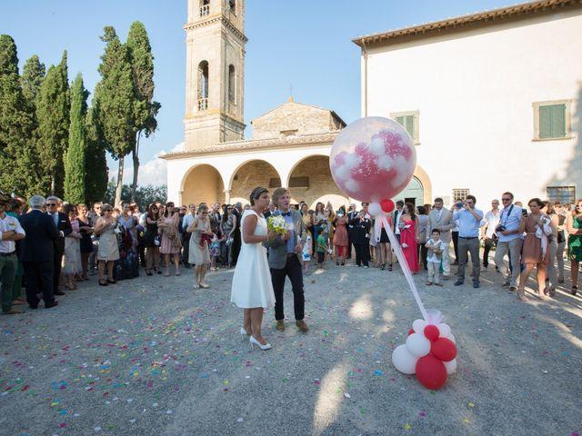 Il matrimonio di Gabriele e Laura a Tavarnelle Val di Pesa, Firenze 74