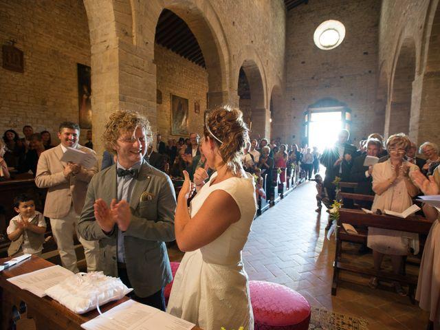 Il matrimonio di Gabriele e Laura a Tavarnelle Val di Pesa, Firenze 76