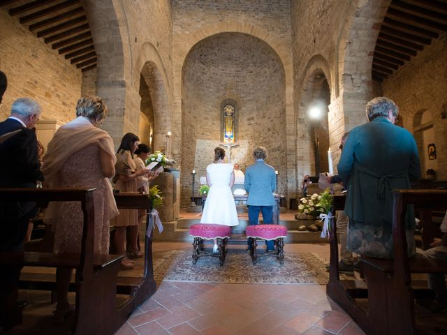 Il matrimonio di Gabriele e Laura a Tavarnelle Val di Pesa, Firenze 77