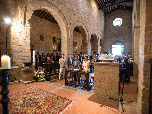 Il matrimonio di Gabriele e Laura a Tavarnelle Val di Pesa, Firenze 78