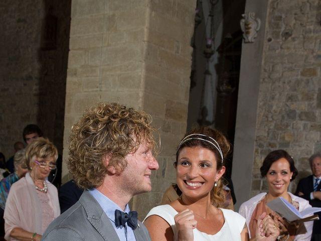 Il matrimonio di Gabriele e Laura a Tavarnelle Val di Pesa, Firenze 89