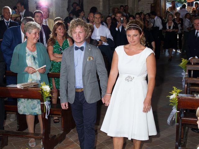 Il matrimonio di Gabriele e Laura a Tavarnelle Val di Pesa, Firenze 94
